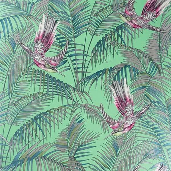 Sunbird Grass/Cerise/Metallic