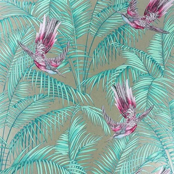 Sunbird Metallic/Fuchsia/Jade W654306