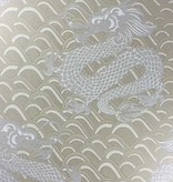 Matthew-Williamson Celestial Dragon Metallic Antique Gold W654502 Behang