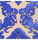 Matthew-Williamson Pegasus Taupe/Metallic Ink W654005 Behang