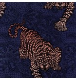 Matthew-Williamson Tyger Tyger Dark Violet/Metallic Wallpaper