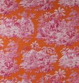 Manuel-Canovas Bengale Paprika Wallpaper