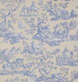 Manuel-Canovas La Musardiere Bleu Wallpaper