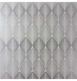 Osborne-Little Leaf Fall Met. Silver/Pale Slate Wallpaper