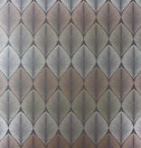 Osborne-Little Leaf Fall Met. Bronze/Gold/Gilver W6591-06 Behang