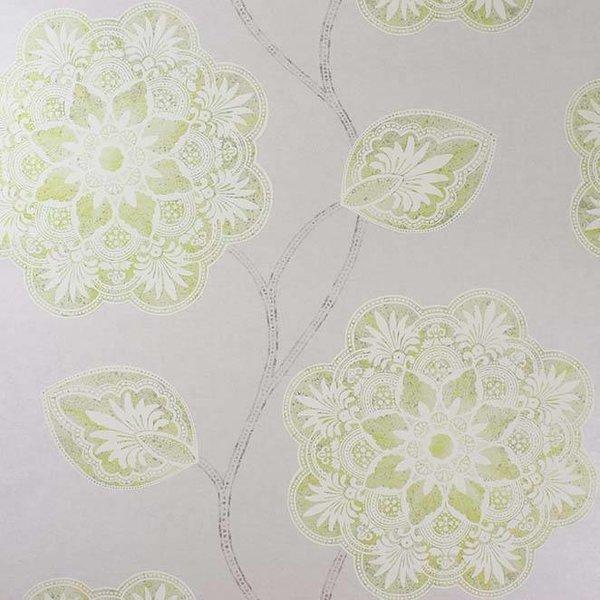 Mumtaz Lime/Pale Chartreuse W6593-02
