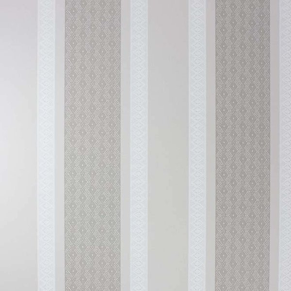 Chantilly Stripe Linen/White/Pale Linen