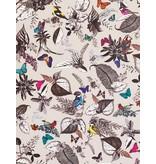 Osborne-Little Bird Song Multi/Stone Wallpaper