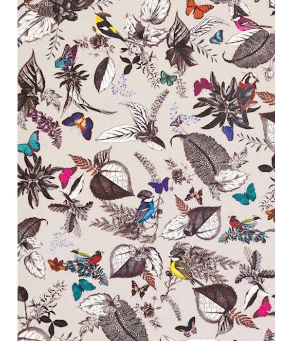 Osborne-Little Bird Song Multi/Stone W6596-01 Behang