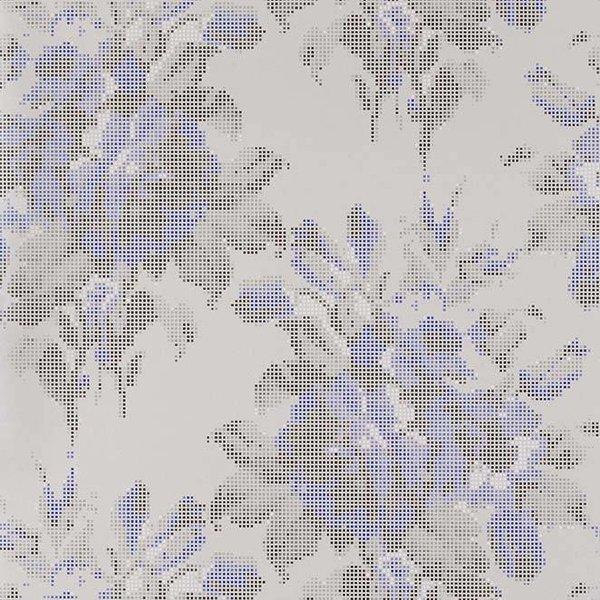 Pot Pourri Mica Silver/Sapphire/Slate