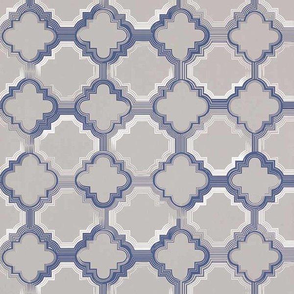 Quatrefoil Sapphire W6599-01