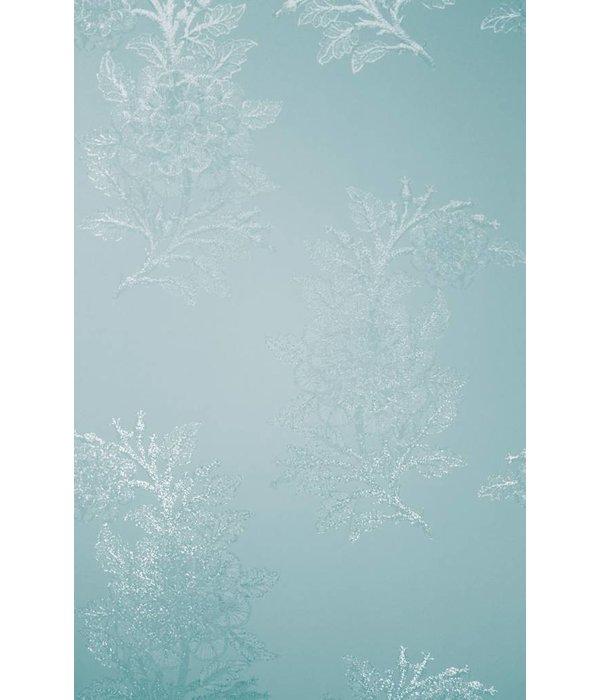 Osborne-Little Ajoure Seawater Silver W6433-03 Behang