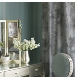 Osborne-Little Paillons Seawater Silver Wallpaper