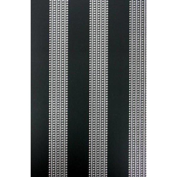 Paillons Black Silver W6435-04