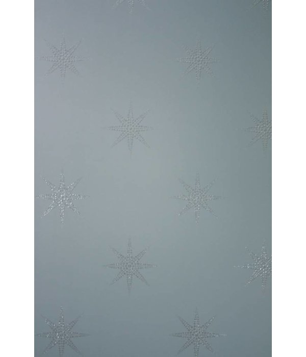 Osborne-Little Pampille Silver Wallpaper