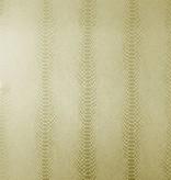 Osborne-Little Cobra Beige Met Goud Wallpaper