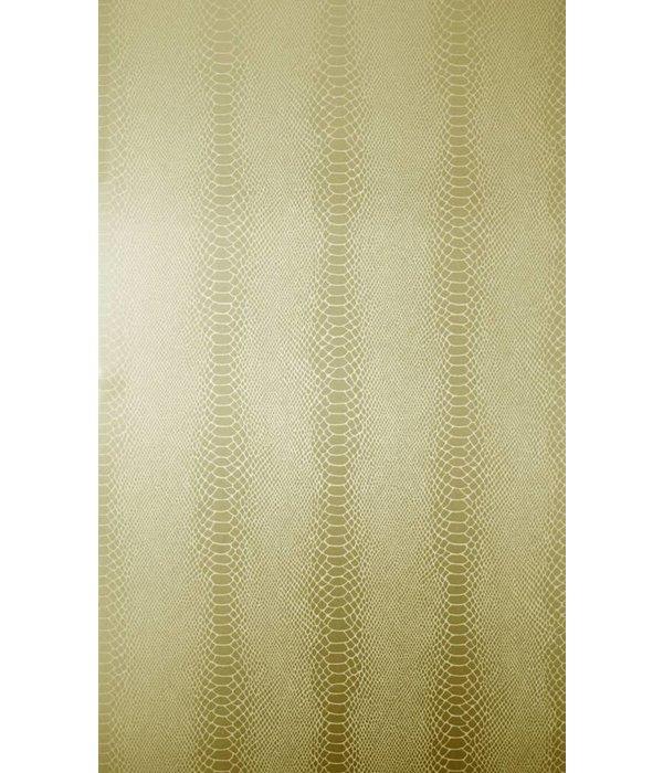 Osborne-Little Cobra Beige Met Goud W6302-02 Behang