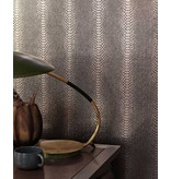 Osborne-Little Cobra Gebroken Wit Met Goud Wallpaper