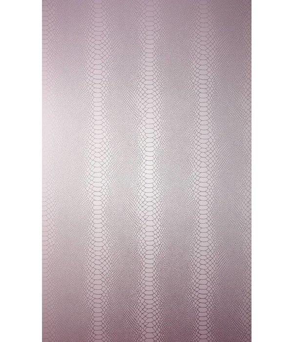 Osborne-Little Cobra Beige Met Zilver Wallpaper