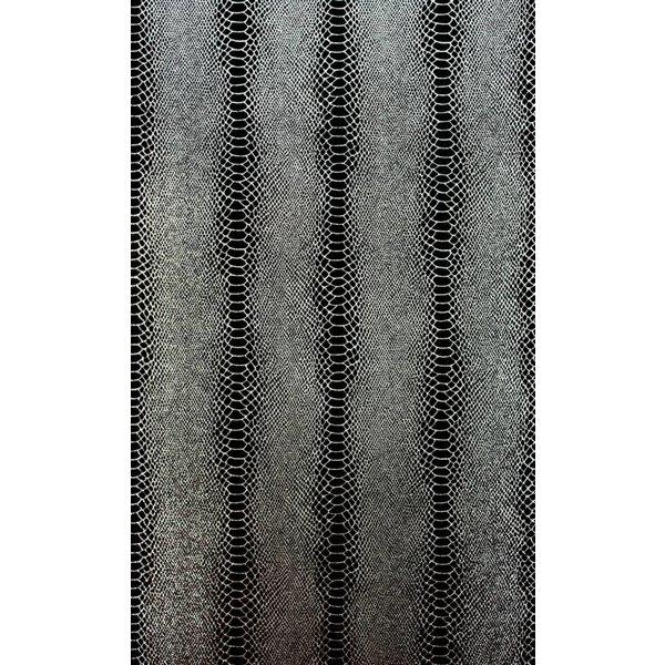 Cobra Zwart Met Zilver W6302-05