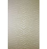 Osborne-Little Quagga Mika, Beige En Goud Wallpaper