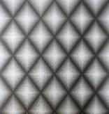 Osborne-Little Chameleon Zilver Met Grijs Wallpaper