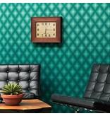 Osborne-Little Chameleon Goud Met Zwart Wallpaper