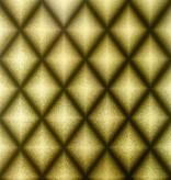 Osborne-Little Chameleon Goud Met Zwart W6305-05 Behang