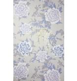 Osborne-Little PERSIAN GARDEN Blue Purple Wallpaper