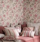 Osborne-Little PERSIAN GARDEN Hot Pink Green Wallpaper