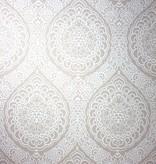 Osborne-Little ROSALIA DAMASK Antique White W6493-06 Behang