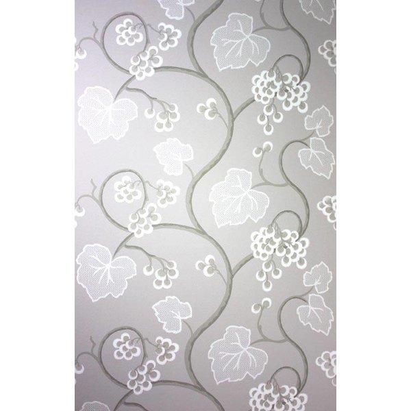 SHIRAZ White Gray W6494-02