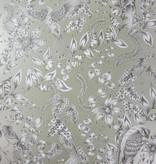 Osborne-Little KAYYAM Slate Dark Gray W6495-04 Behang