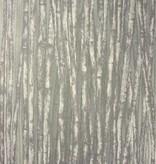 Osborne-Little CHARBAGH Dark Olive Green Wallpaper
