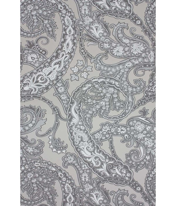 Osborne-Little PATARA White Light Gray Wallpaper