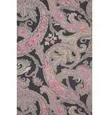 Osborne-Little PATARA Black Rose Wallpaper