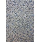 Osborne-Little EBRU Blue Light Gray Wallpaper