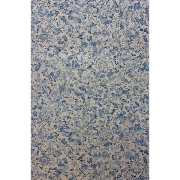EBRU Blue Light Gray