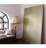 Osborne-Little EBRU Green White Wallpaper