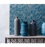 Osborne-Little KAYIN Light Sea Blue Wallpaper