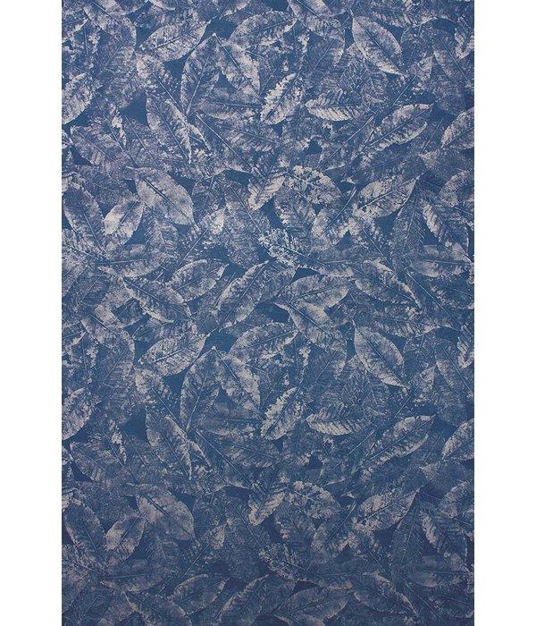 Osborne-Little KAYIN Dark Blue W6752-05 Behang