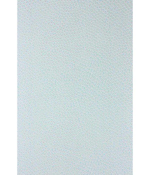 Osborne-Little MELO Light Sky Blue W6755-01 Behang