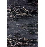 Osborne-Little MARMARA Black Dark Gray W6756-04 Behang