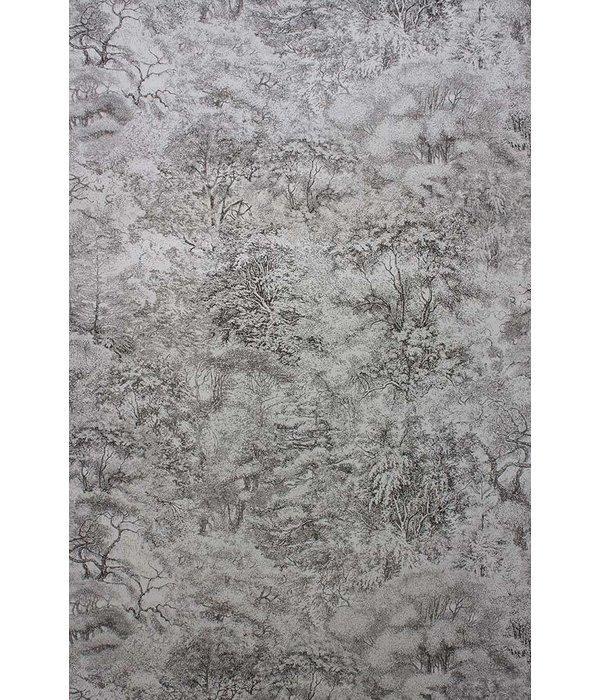 Osborne-Little FOLYO Dark Snow White Wallpaper