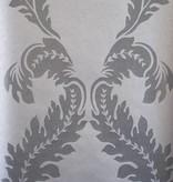 Osborne-Little MANZONI Dark Gray Wallpaper