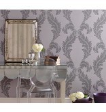 Osborne-Little MANZONI Gray Wallpaper