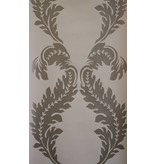 Osborne-Little MANZONI Light Brown Wallpaper