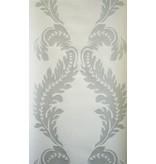 Osborne-Little MANZONI White Gray W6030-04 Behang