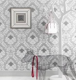 Osborne-Little Rezzonico Stone-Ivory Wallpaper
