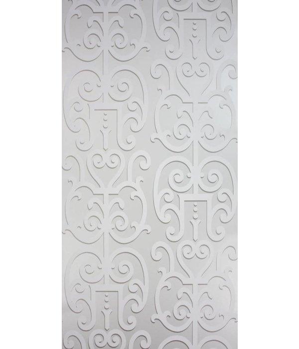 Osborne-Little Colleoni Silver W6178-01 Behang